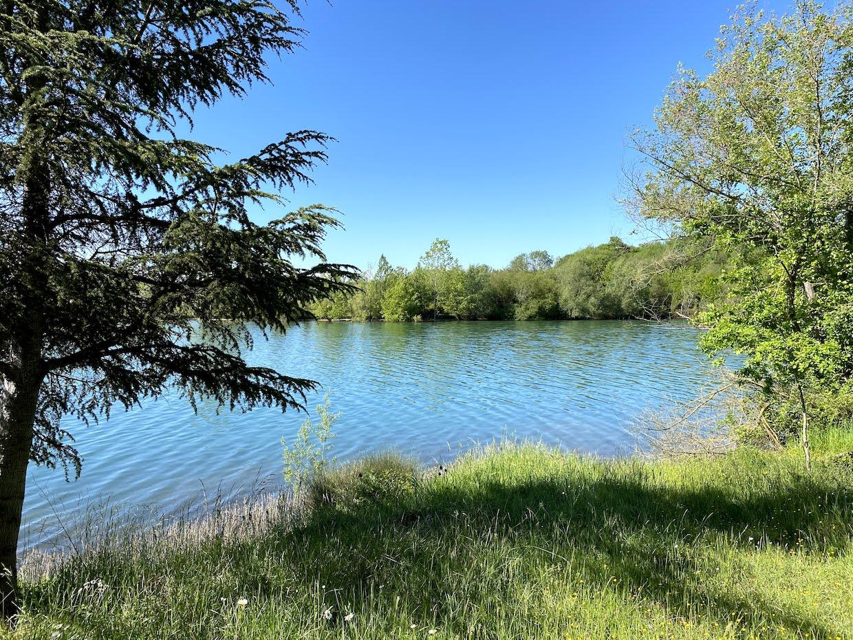 Lac de la Gimone waterplezier